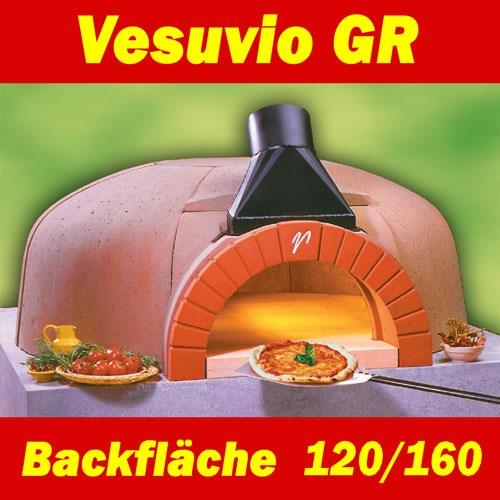pizzaofen bausatz vesuvio gr 120 x 160 pizzaofen pizzaofen holzbackofen. Black Bedroom Furniture Sets. Home Design Ideas
