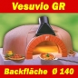 Preview: Pizzaofen-Bausatz Vesuvio GR 140