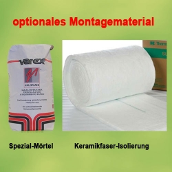 Montagematerial FVR 80