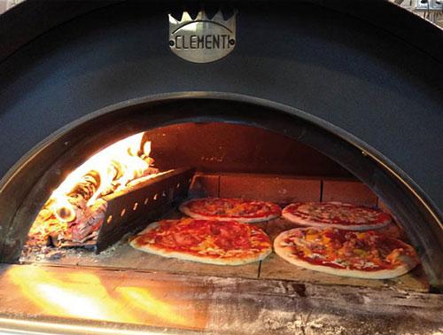 pizzaofen pulcinella 80 x 60 inox pizzaofen. Black Bedroom Furniture Sets. Home Design Ideas