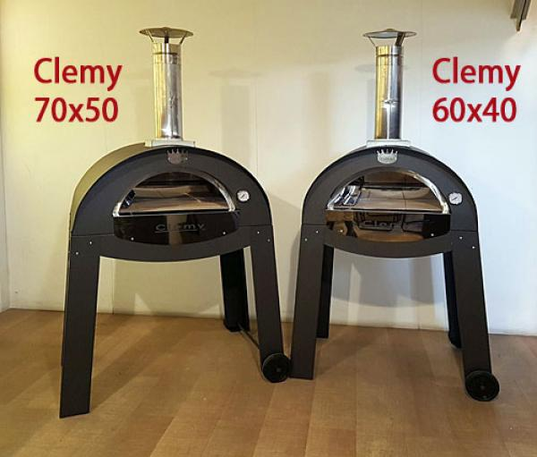 Pizzaofen Clemy 70x50 60x40