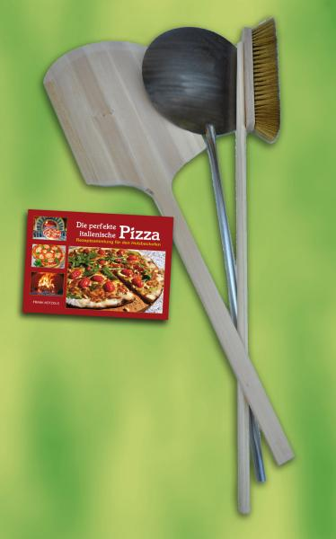 4-teiliges Pizzaschaufel Set