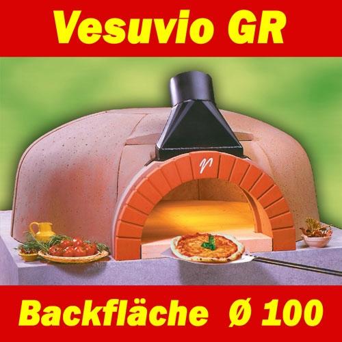 Pizzaofen-Bausatz Vesuvio GR 100 - pizzaofen-shop.de