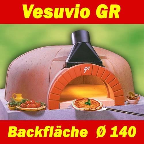 Pizzaofen-Bausatz Vesuvio GR 140 - pizzaofen-shop.de